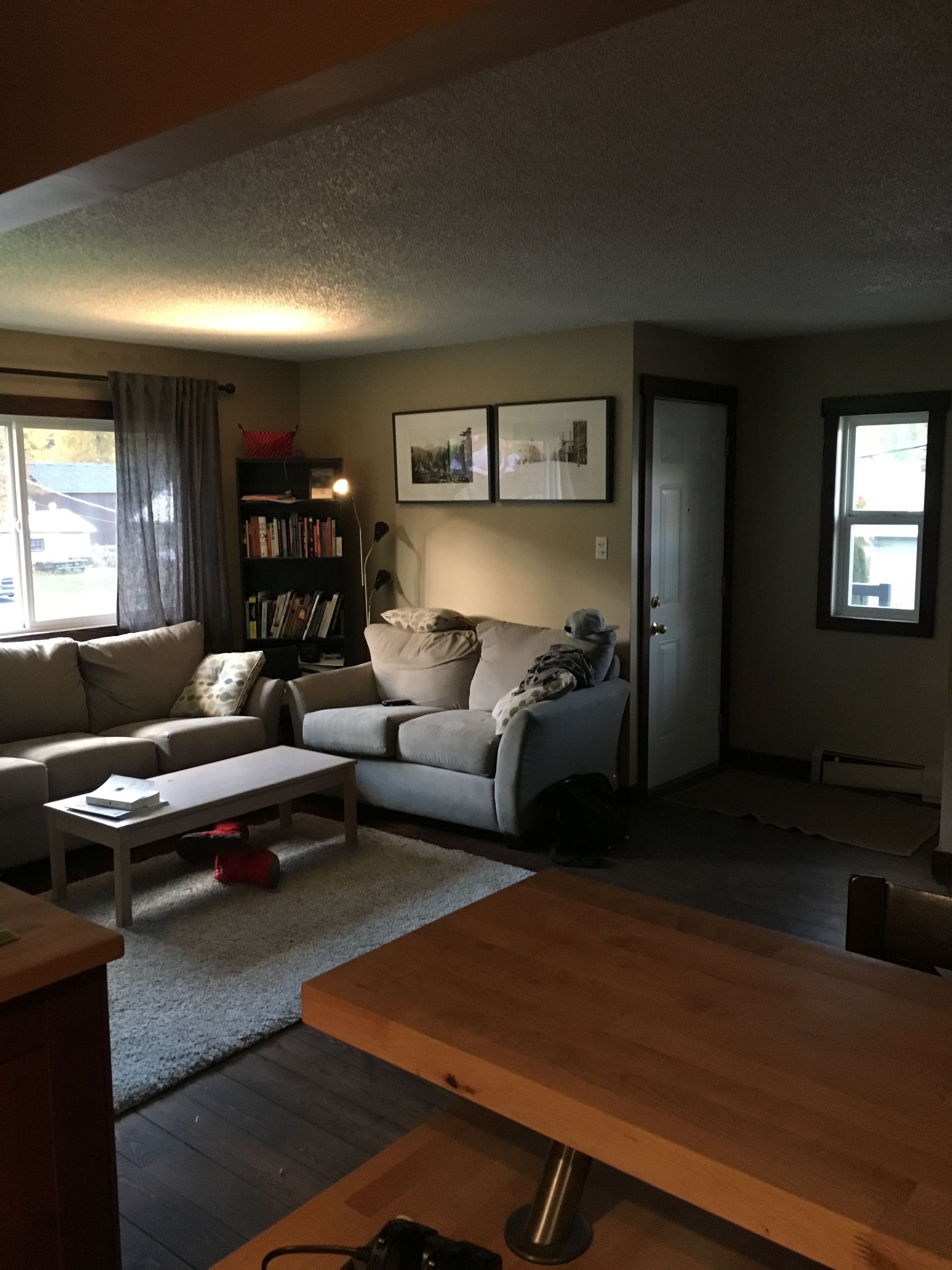 Beautiful 1 bedroom unfurnished condo (1 year lease ...